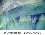 the texture of the brush... | Shutterstock . vector #1190076493
