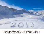 2013 On Snow At Mountains  ...