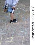 hop scotch | Shutterstock . vector #1190112