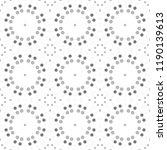 seamless abstract pattern... | Shutterstock . vector #1190139613