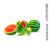 fresh  nutritious and tasty... | Shutterstock .eps vector #1190159380