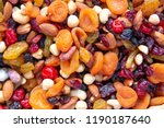 Dried Fruits With Nuts. Cashew...