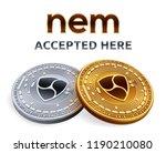 nem. accepted sign emblem.... | Shutterstock .eps vector #1190210080