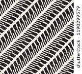 simple ink geometric pattern.... | Shutterstock .eps vector #1190299579