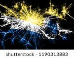 san luis obispo  california... | Shutterstock . vector #1190313883