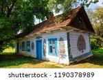 zalipie  poland  august 19 ... | Shutterstock . vector #1190378989