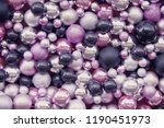 new year decor  festive... | Shutterstock . vector #1190451973