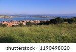 beautiful panoramic view of the ... | Shutterstock . vector #1190498020