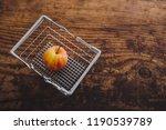 grocery store mini shopping... | Shutterstock . vector #1190539789