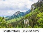 beautiful view of schwangau.... | Shutterstock . vector #1190555899