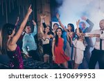 control panel mixer. nightlife... | Shutterstock . vector #1190699953