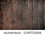 wood texture background  wood... | Shutterstock . vector #1190752006