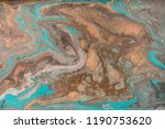 marble abstract acrylic... | Shutterstock . vector #1190753620