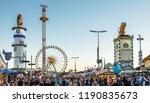munich  germany   september 27  ... | Shutterstock . vector #1190835673