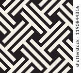 vector seamless pattern. modern ... | Shutterstock .eps vector #1190844316