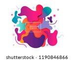 Puzzle Style Liquid Shape...