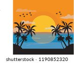 this is vector illustration...   Shutterstock .eps vector #1190852320