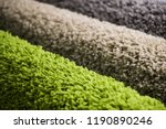 set of three different colorful ... | Shutterstock . vector #1190890246