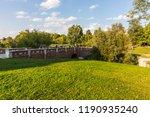 moscow   russia   september 22 ...   Shutterstock . vector #1190935240
