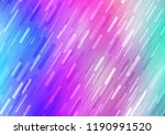 light pink  blue vector... | Shutterstock .eps vector #1190991520