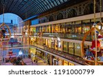 berlin  germany   december 12 ... | Shutterstock . vector #1191000799