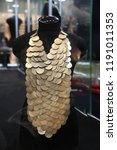 """necklace gold colored """"necklace""""... 