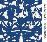 stripe texture pattern. indigo... | Shutterstock .eps vector #1191090499