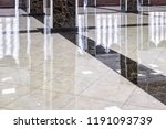 Marble Floor In The Luxury...