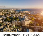 odessa from the top.... | Shutterstock . vector #1191112066