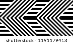 seamless pattern with striped... | Shutterstock .eps vector #1191179413