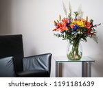 a beautiful and colorful bunch... | Shutterstock . vector #1191181639