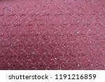 burgundy in color with bright... | Shutterstock . vector #1191216859