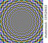 psychedelic web digital... | Shutterstock . vector #119124613