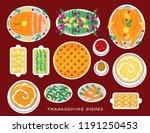 illustration vector flat... | Shutterstock .eps vector #1191250453
