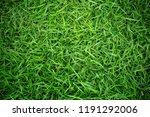green grass floor texture ideal ... | Shutterstock . vector #1191292006