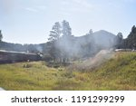hill city and keystone  s. d. u.... | Shutterstock . vector #1191299299