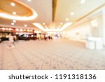 abstract blur and defocused... | Shutterstock . vector #1191318136