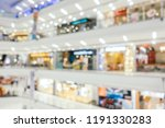 abstract blur and defocused... | Shutterstock . vector #1191330283