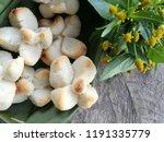 lam duan thai dessert. ancient... | Shutterstock . vector #1191335779