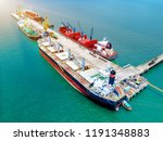 top view  aerial view of sea... | Shutterstock . vector #1191348883