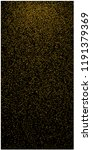 glittering gold stars dust... | Shutterstock .eps vector #1191379369
