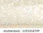 abstract background gold light... | Shutterstock . vector #1191416749