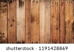 brown wood texture background... | Shutterstock . vector #1191428869