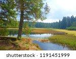 Crno Jezero Or Black Lake Is A...