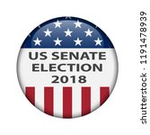 united states elections. us... | Shutterstock .eps vector #1191478939