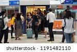 bangkok thailand   september 18 ...   Shutterstock . vector #1191482110