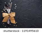 christmas and new year holiday... | Shutterstock . vector #1191495610