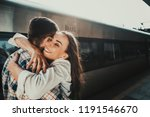 i am glad to see you my friend. ...   Shutterstock . vector #1191546670