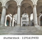 detail of world famous los... | Shutterstock . vector #1191619450