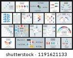 mega collection of twenty...   Shutterstock .eps vector #1191621133
